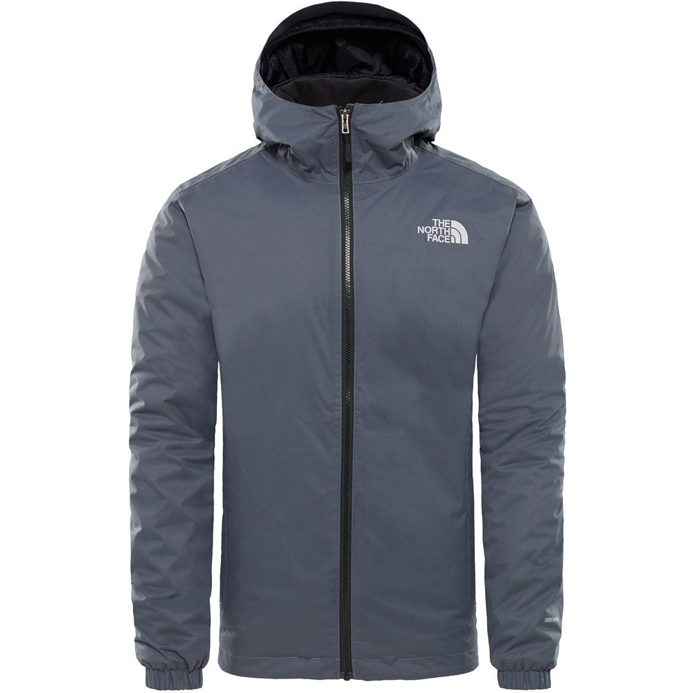 The North Face® Quest Isolationsjacke Herren grau