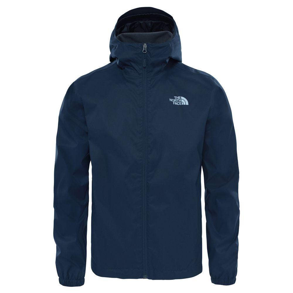The North Face® Quest Hardshell Jacket Men urban navy