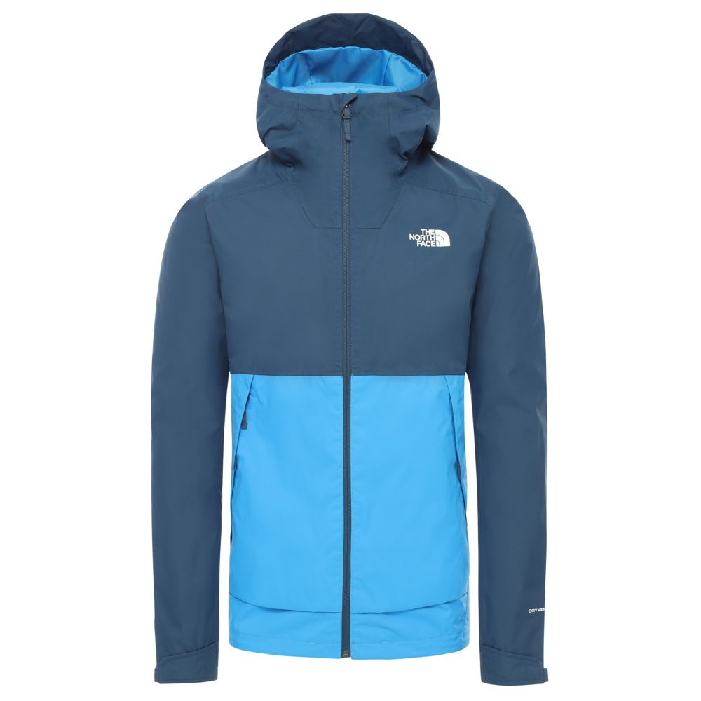 The North Face® Millerton Hardshell Jacket Men clear lake