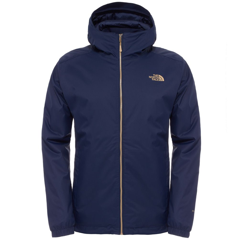 The North Face® - Quest Insulated Jacket Men Cosmic Blue   Moab ... 02e8d02df
