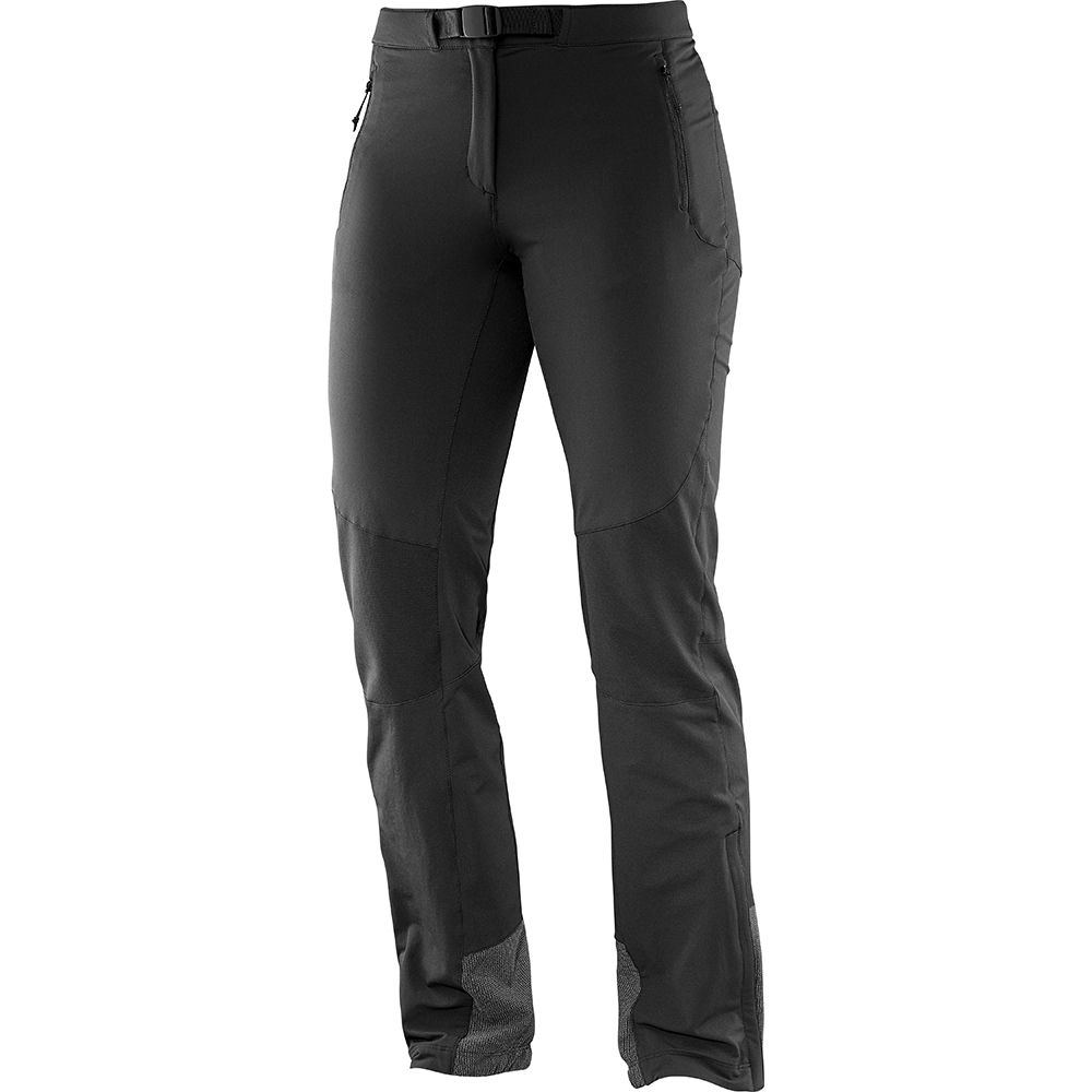 Salomon Wayfarer Mountain Hose Damen (Alpine Fit) schwarz