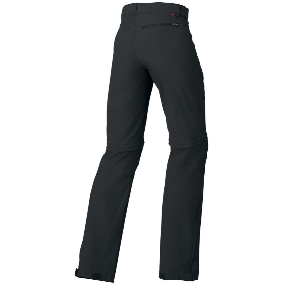 vaude farley stretch zip off hose damen schwarz kaufen im sport bittl shop. Black Bedroom Furniture Sets. Home Design Ideas
