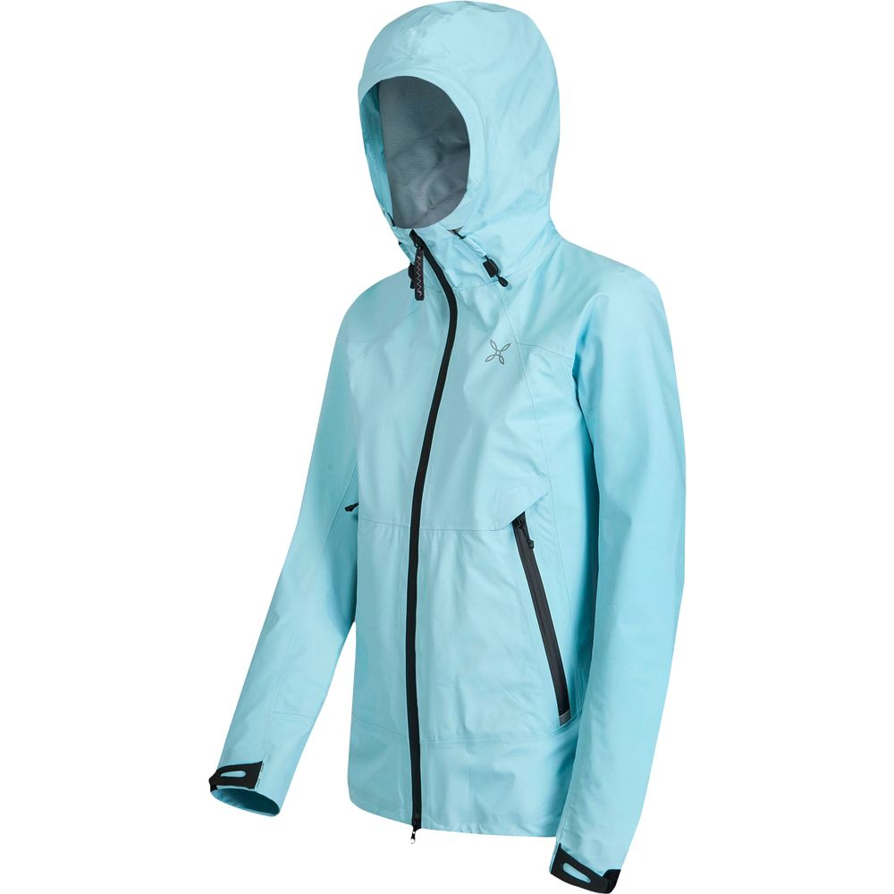 Sail Jacket Women ice blue