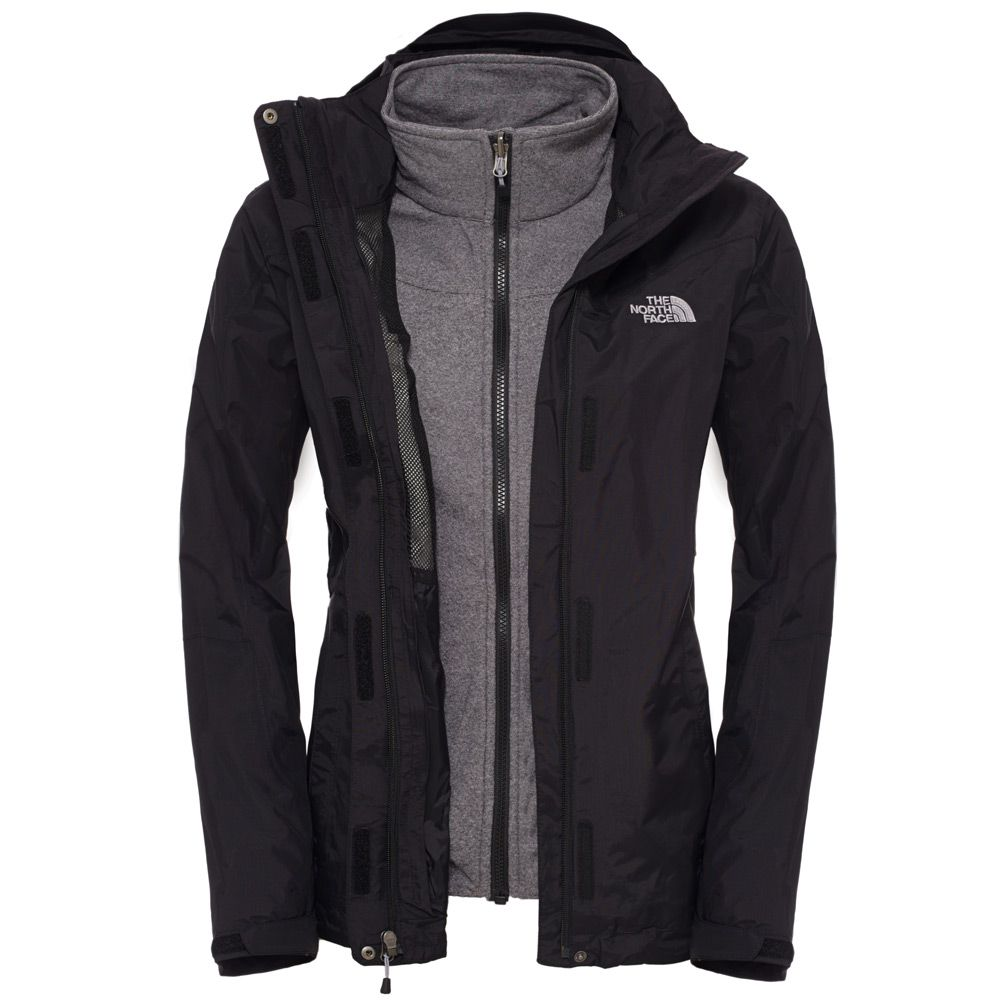 The North Face® Zephyr Triclimate Jacket Women Black