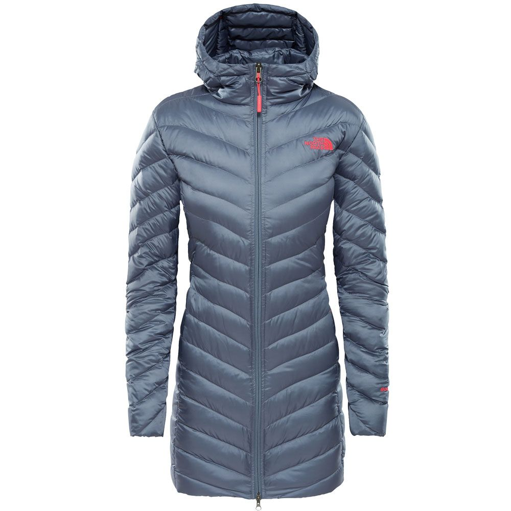 The North Face® Trevail Parka Damen grau
