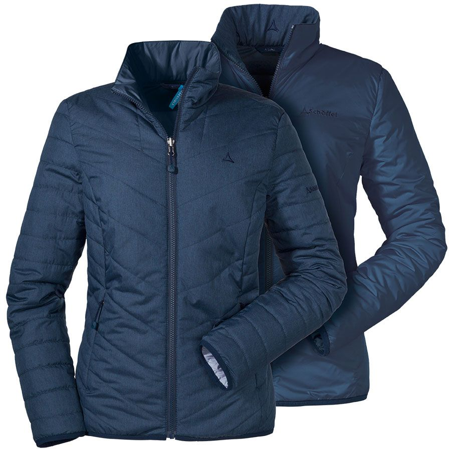 classic fit size 7 vast selection Schöffel - Alyeska Ventloft Isolationsjacke Damen blau