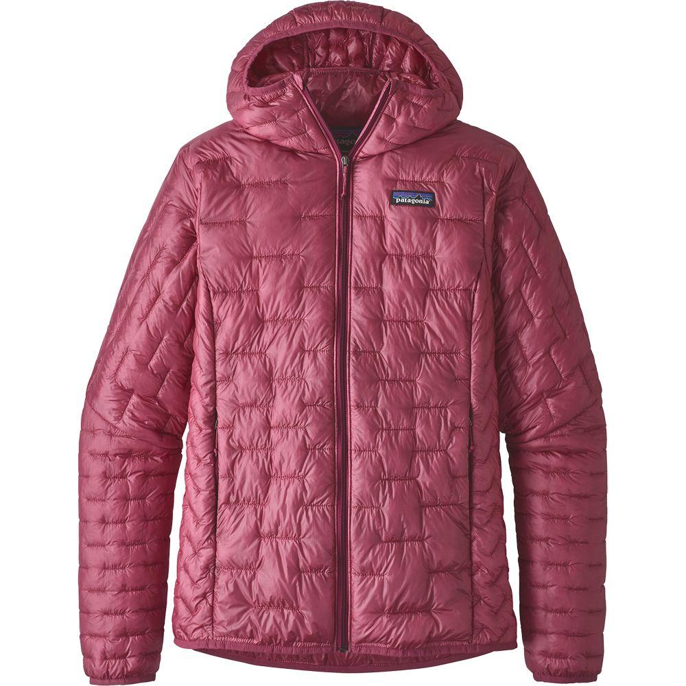 e72dda1145a8 Patagonia - Micro Puff Hoody Insulating Jacket Women star pink at ...