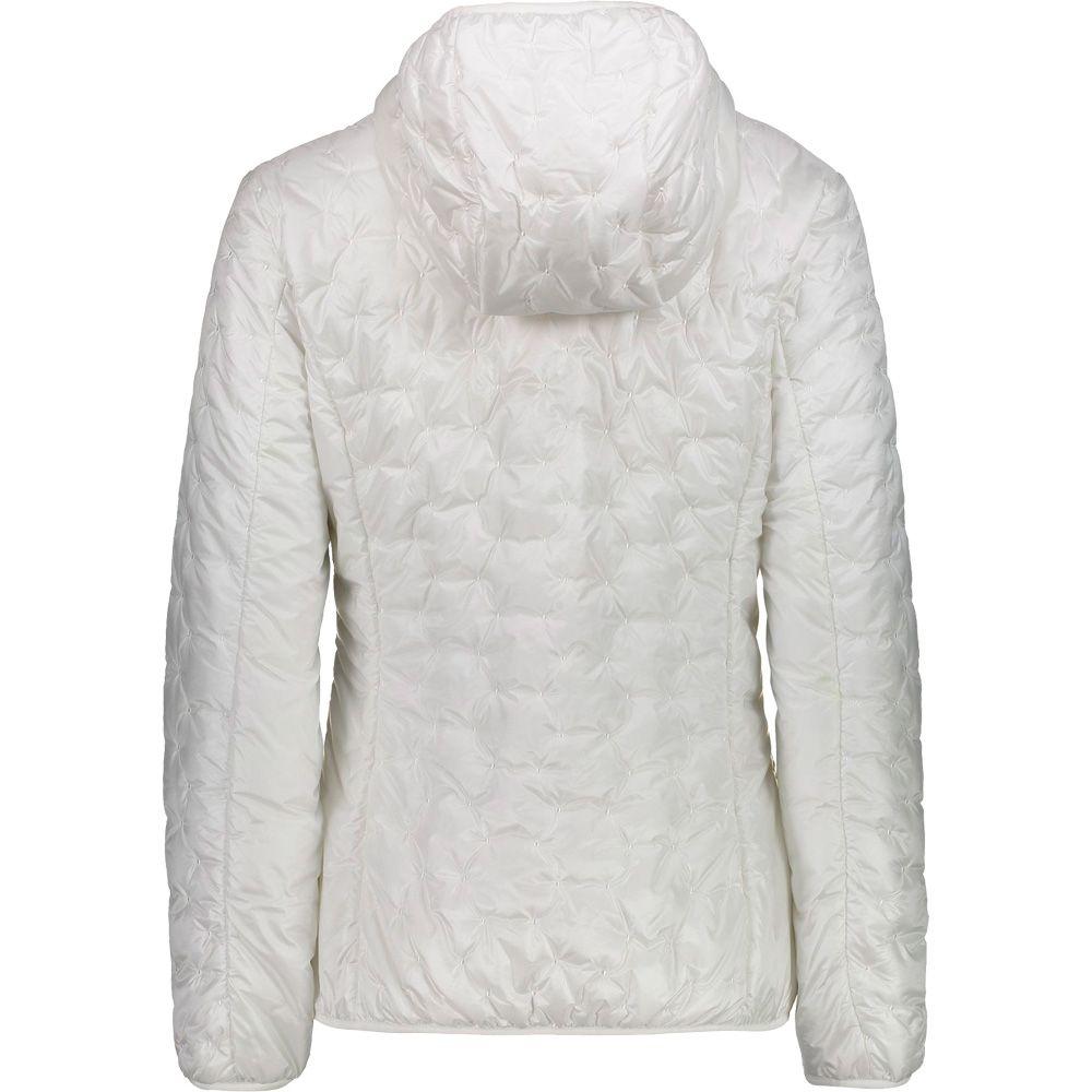 CMP Fix Hood Jacket Women offwhite