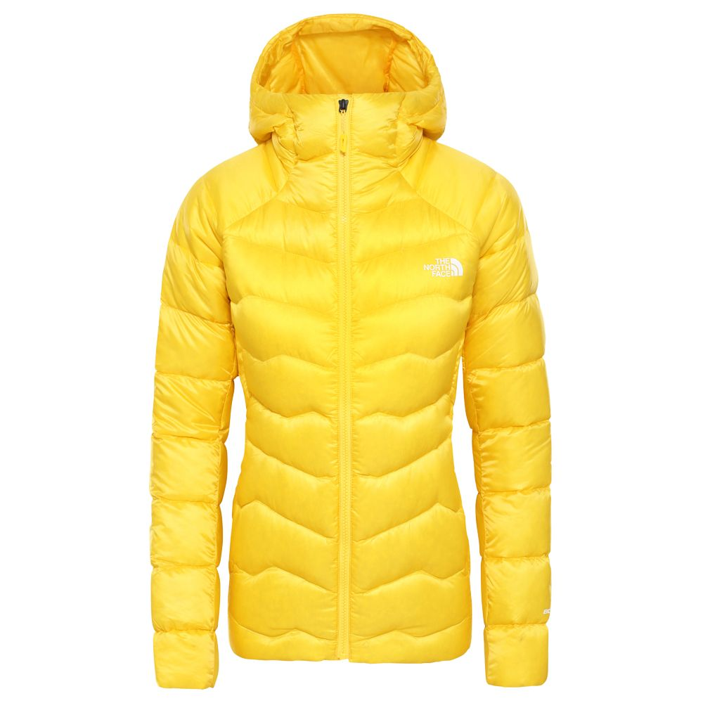 The North Face® Impendor Daunenjacke Damen vibrant yellow