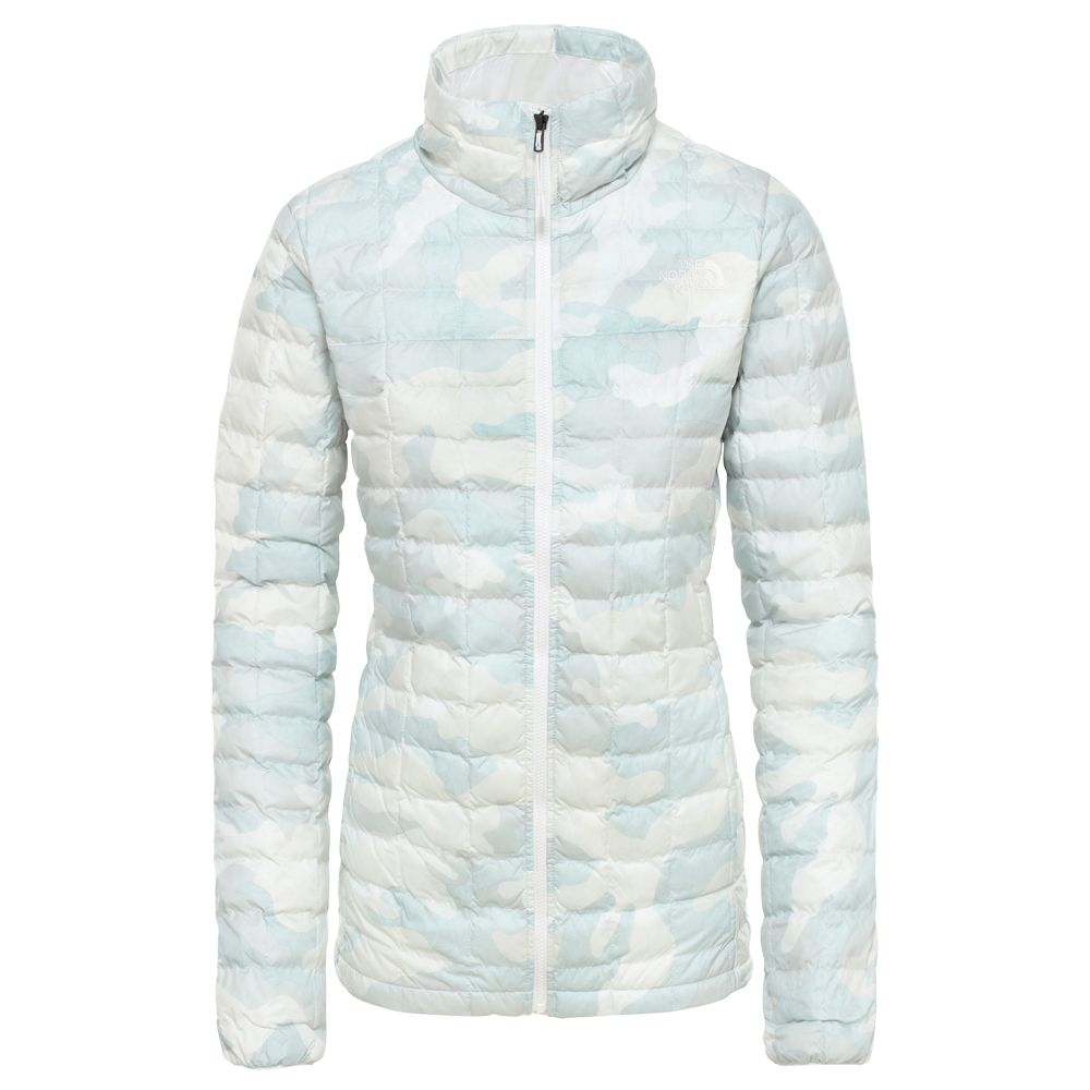 5eceeda3d54a1 The North Face® - Thermoball™ Eco Insulating Jacket Women white waxed