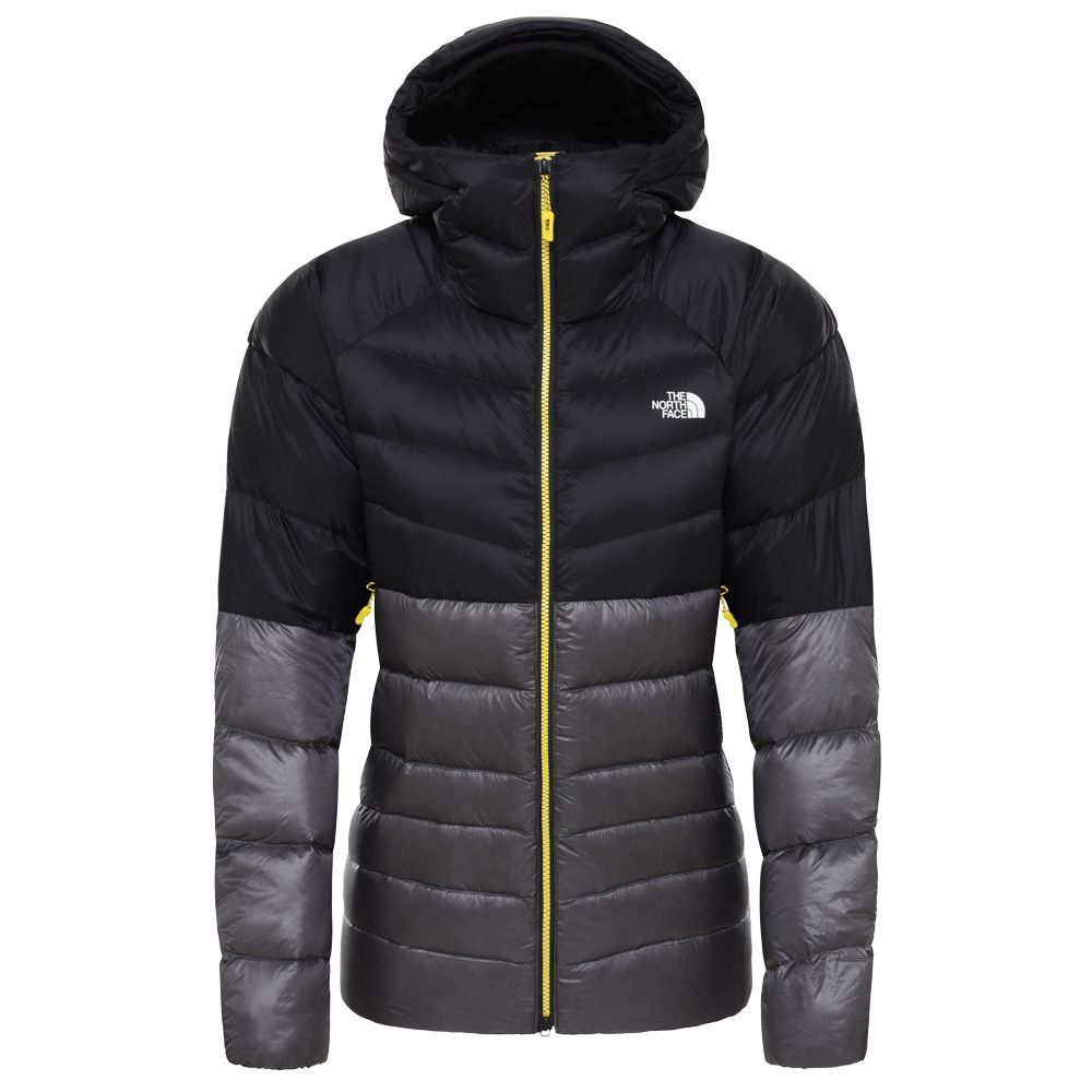 new product crazy price best The North Face® - Impendor Pro Down Jacket Women vanadis grey tnf ...