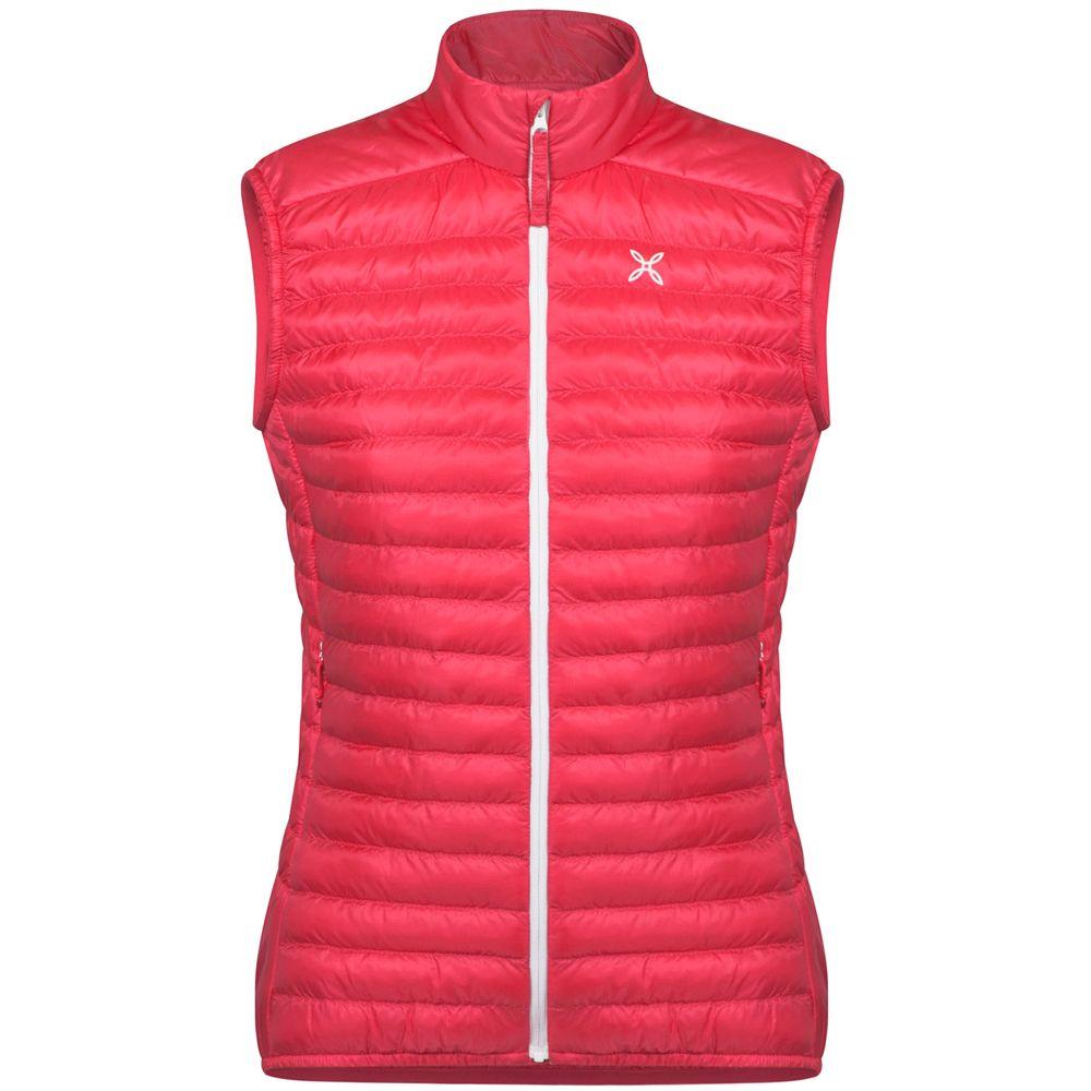Must Light Insulating Vest Women rosa sugar
