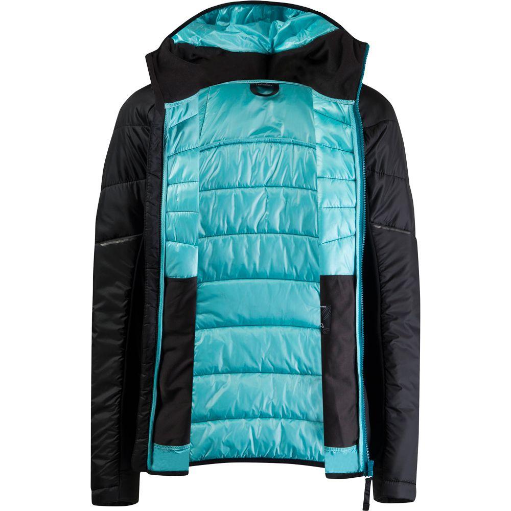 Cervino Hoody Insulating Jacket Women nero baltic
