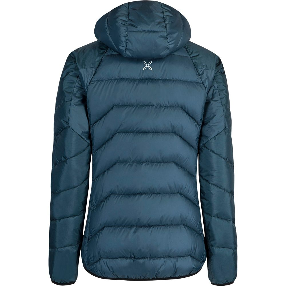 Dust Duvet Isolationsjacke Damen blu cenere