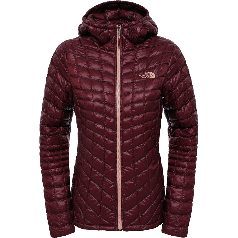 The North Face® Thermoball™ Hoodie Women deep garnet red