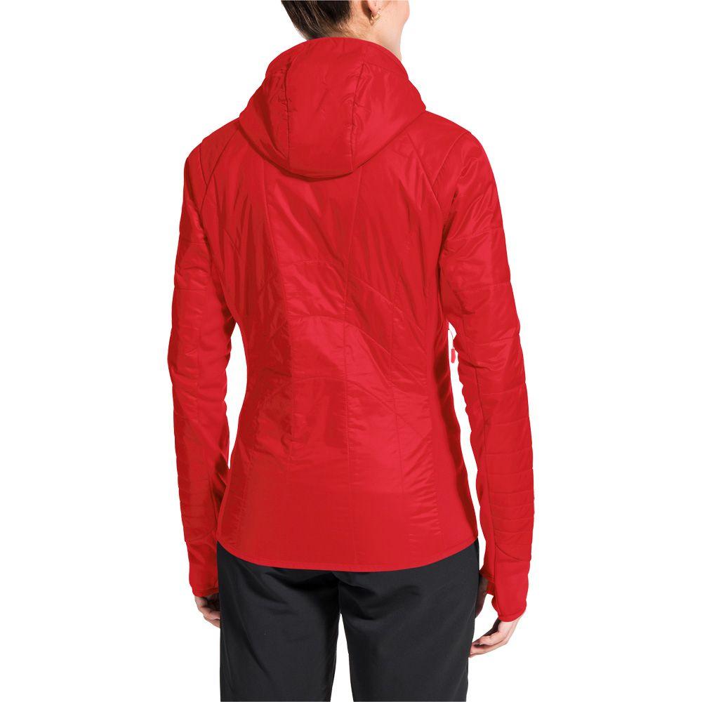 Sesvenna III Jacket Women mars red
