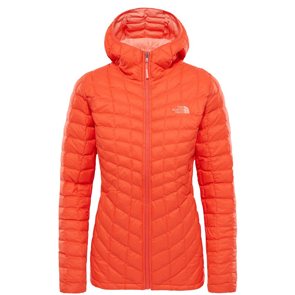 online store 6ad1a 5aa2d The North Face® - Thermoball Jacke Damen fire brick red ...
