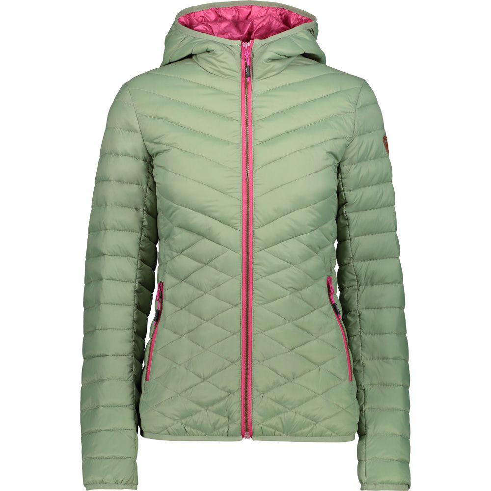 Bittl Women Quilted Cmp At Jacket Green Shop Sport xBrdoWCe