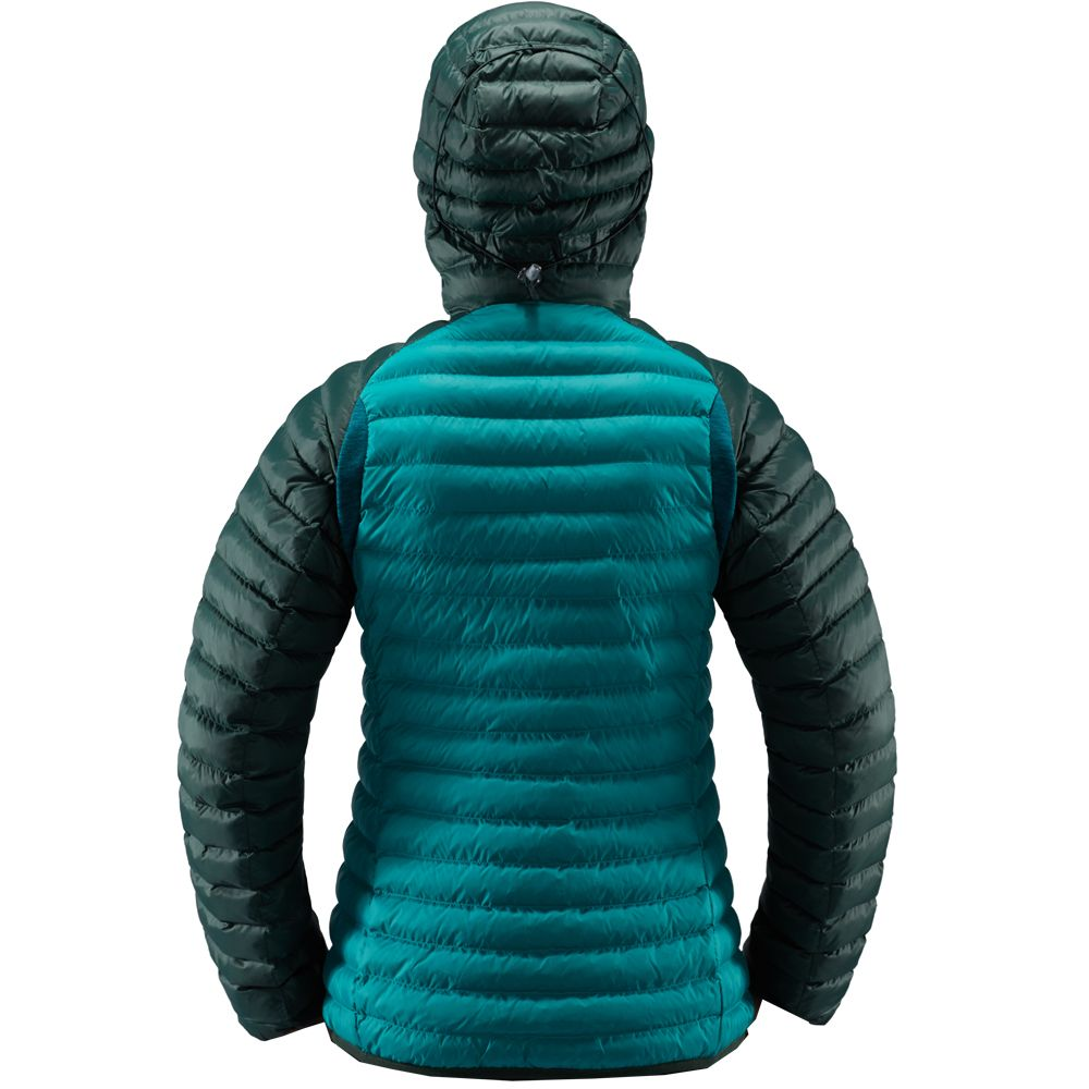 alpine Haglöfs Mimic Hood Insulating Jacket Essens Women nvm0N8wO