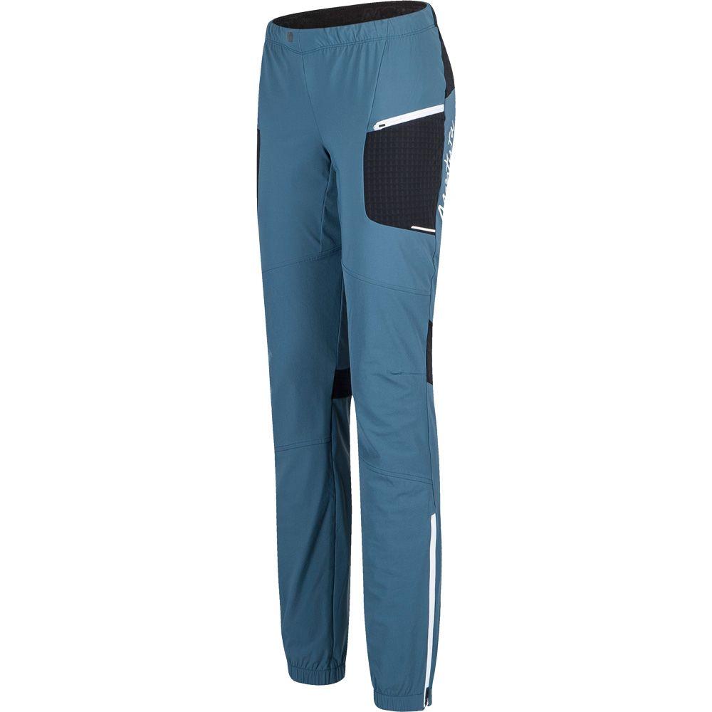 Ski Style Softshellhose Damen blu cenere bianco