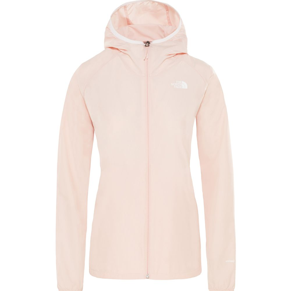 0fc8b76d2d The North Face® - Flyweight Windbreaker Damen pink salt at Sport ...