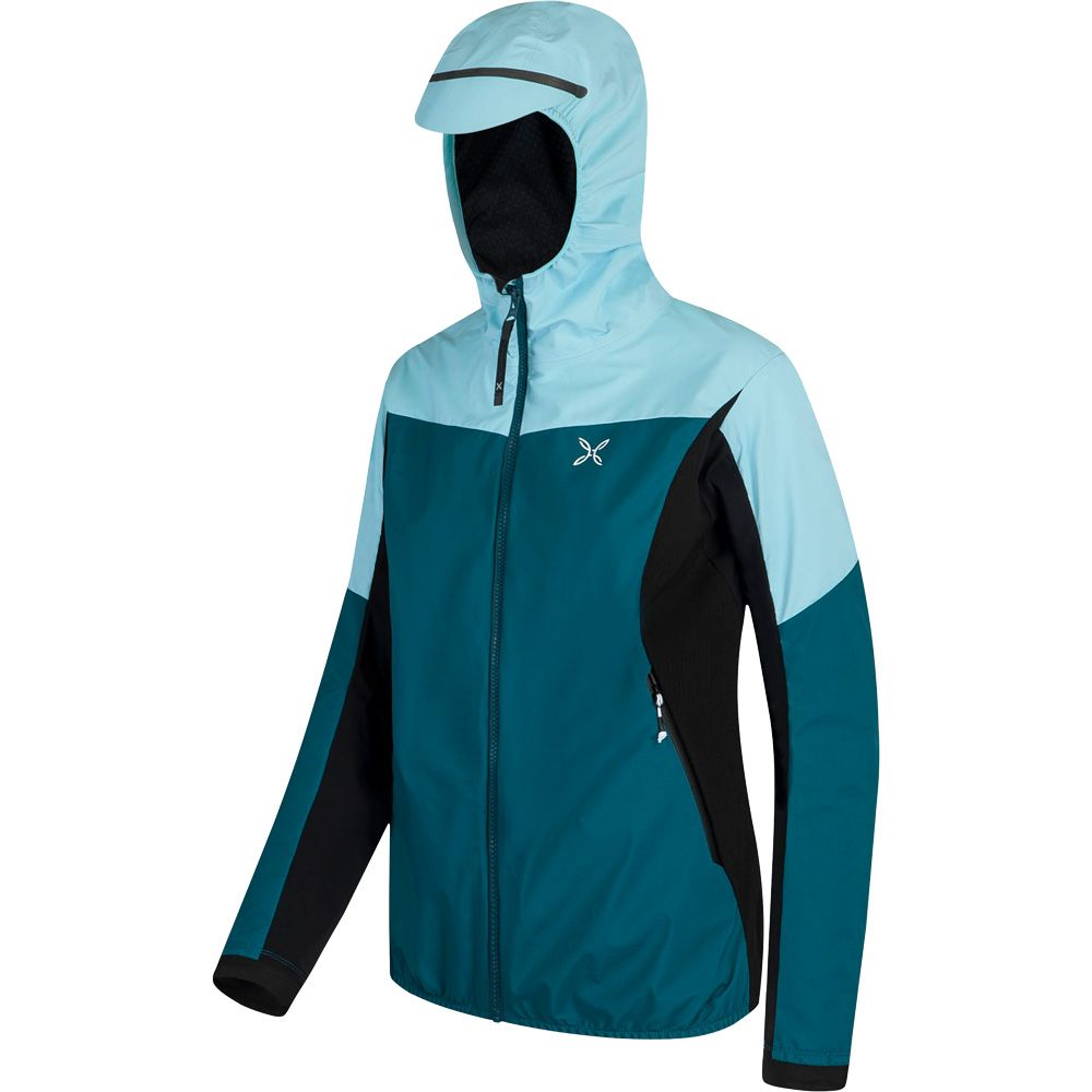 Air Action Hybrid Jacket Women baltic ice blue