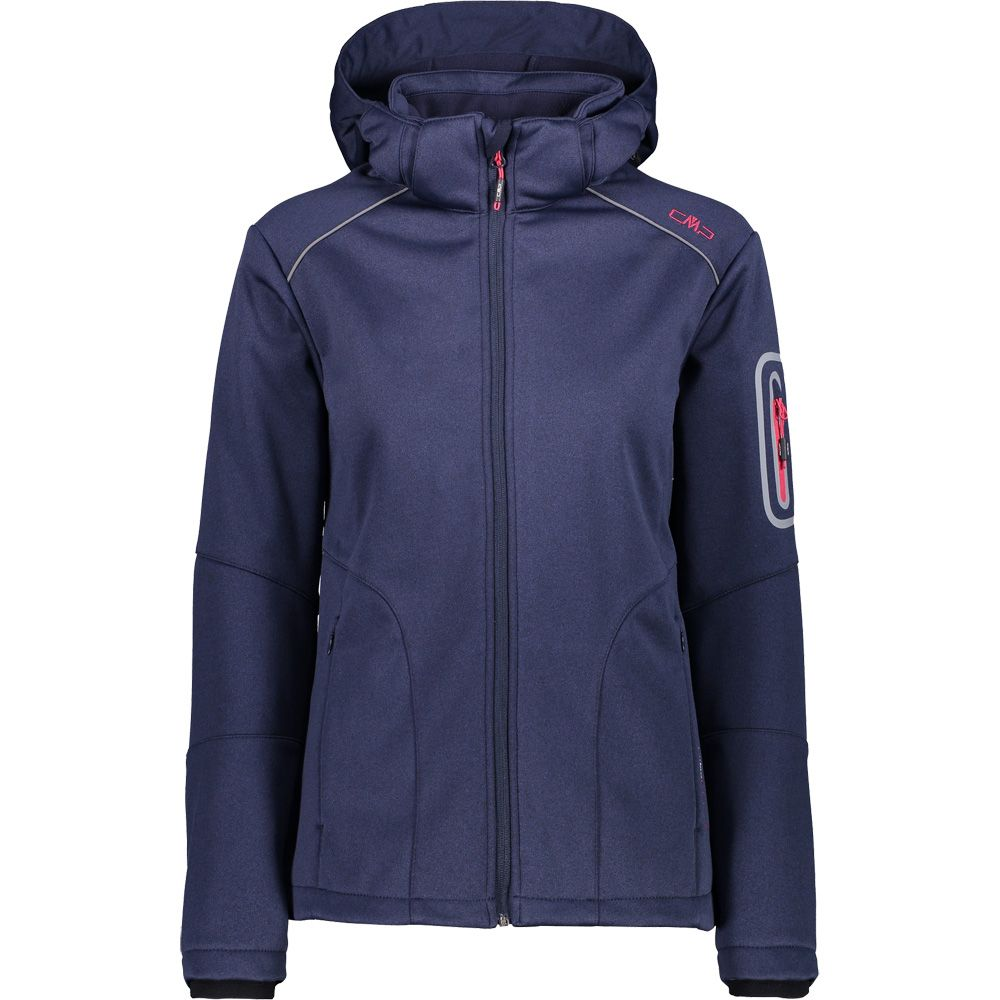 CMP Softshell Jacket Women navy mel