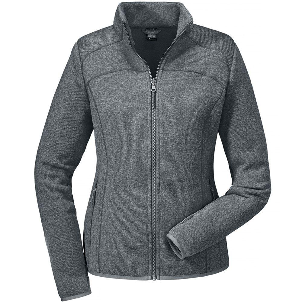 a82b9fcbc41647 Schöffel - Valdez ZipIn! Fleece Damen grey kaufen im Sport Bittl Shop
