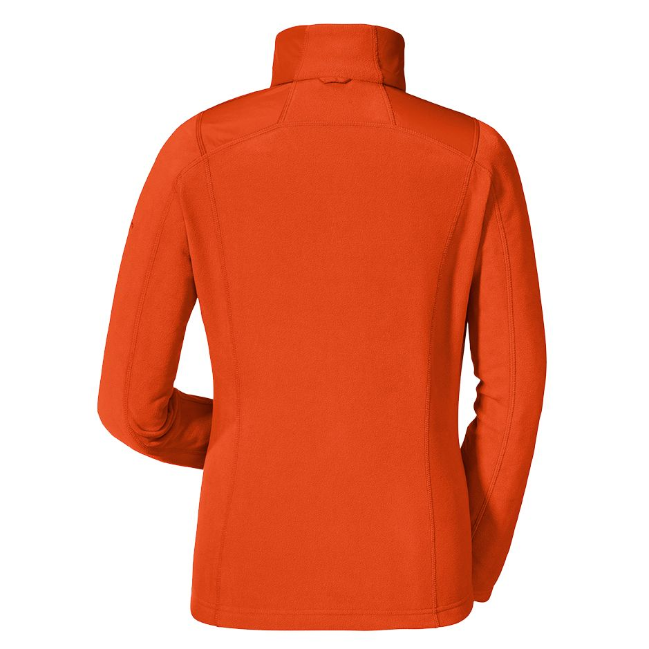 hot sales premium selection shop Schöffel - Alyeska1 ZipIn! Fleece Jacket Women tangerinetango