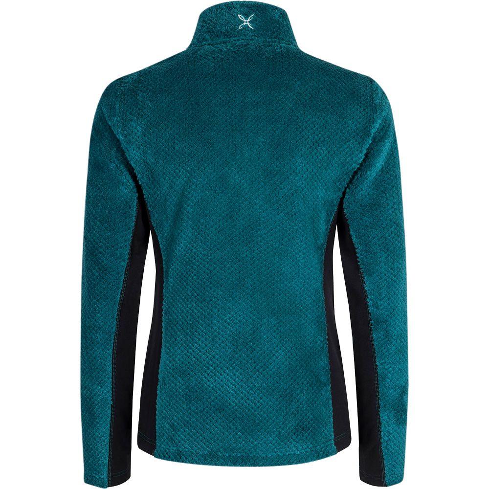 Soft Pile Fleece Jacket Women baltic