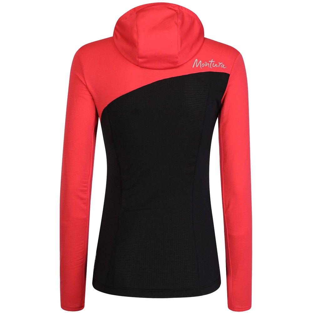 Run Soft Hoodie Damen pink black