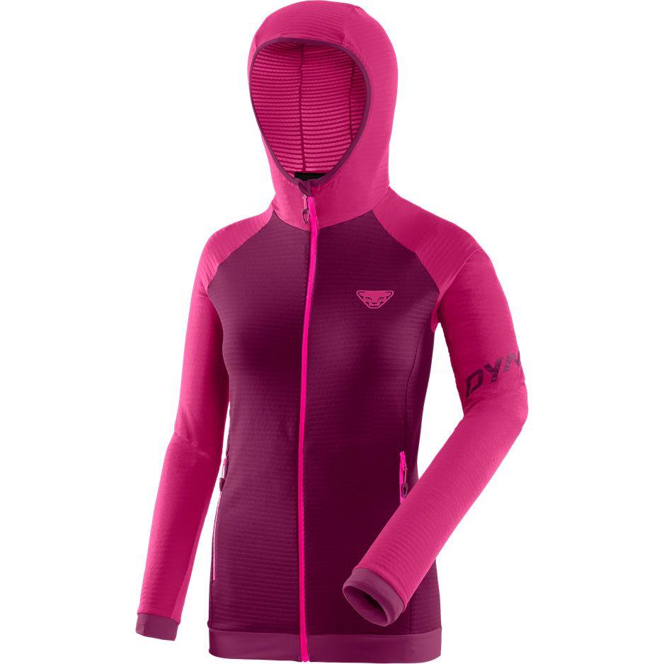 Speed Thermal Fleece Jacket Women flamingo