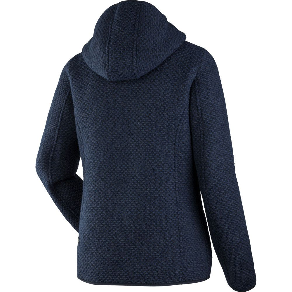a0c9be00a905 SALEWA - Woolen 2L Hoody Women poseidon at Sport Bittl Shop