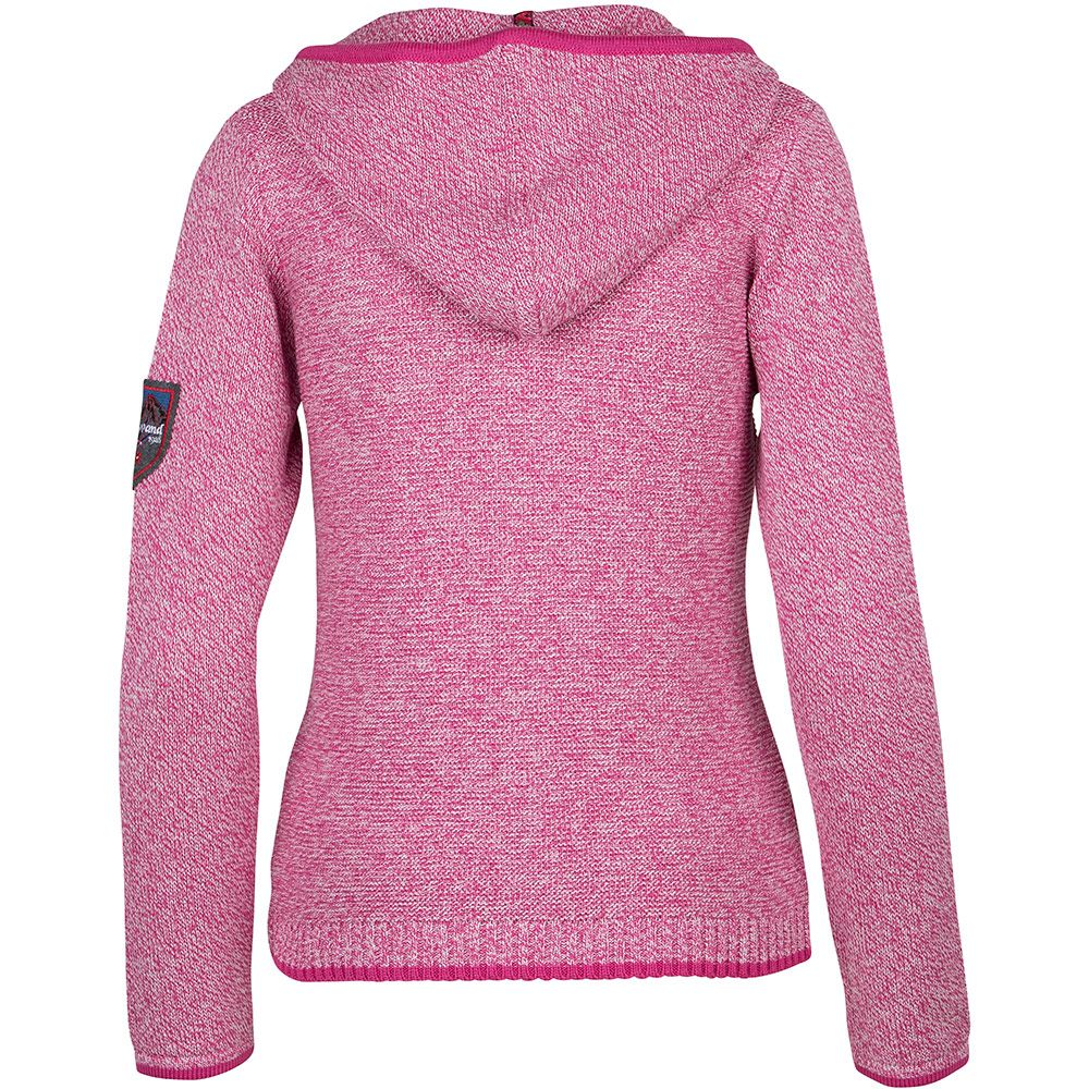 Almgwand Gruberkar Jacket Women pink at Sport Bittl Shop