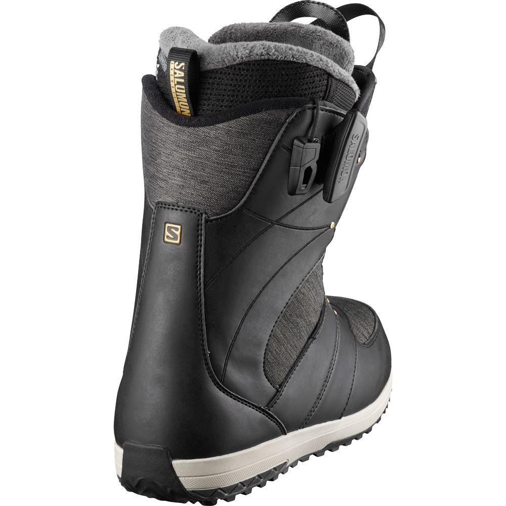 Salomon Ivy Boa Str8jkt Snowboardboots Women black