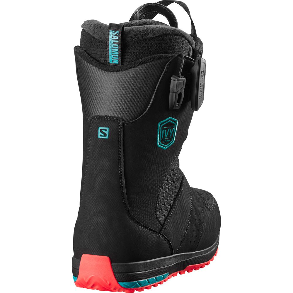 Salomon Ivy Boa Black 1617 at Sport Bittl Shop