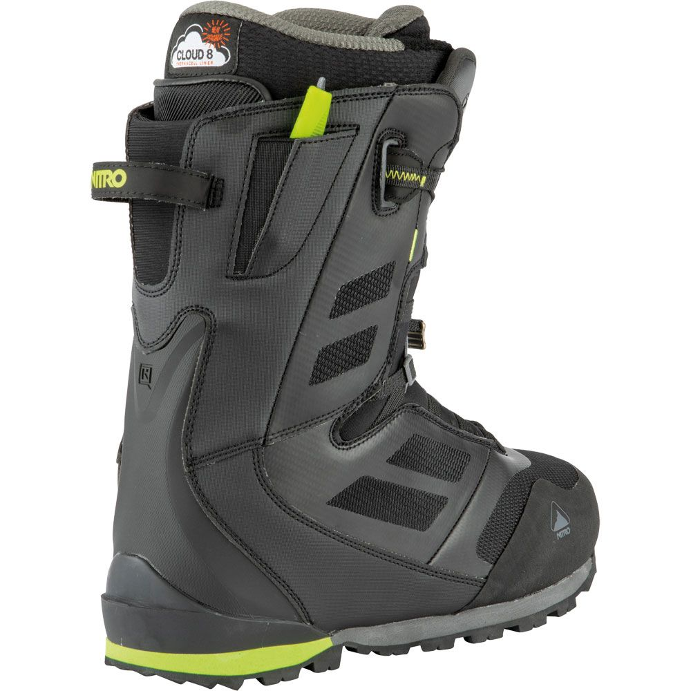 Incline TLS 20/21 Men black lime
