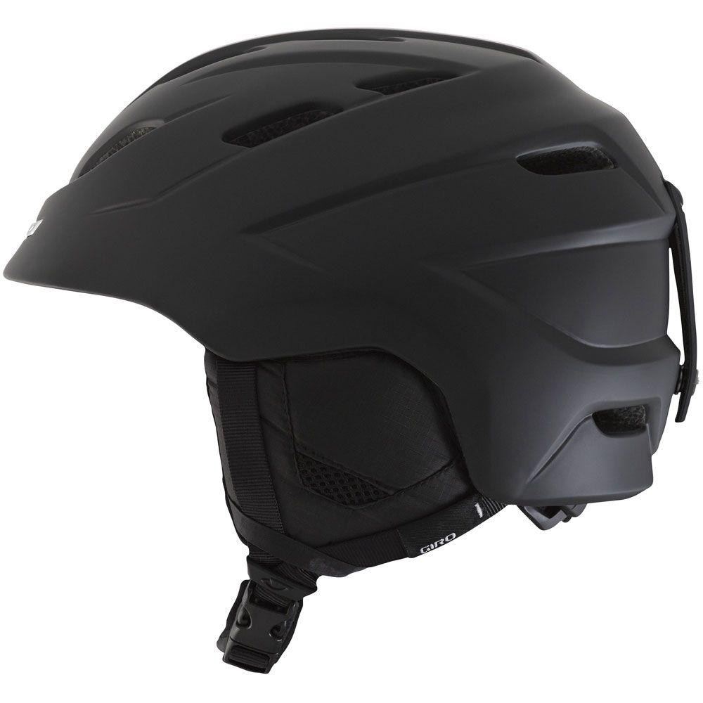 Giro Nine. 10 matte black 1516