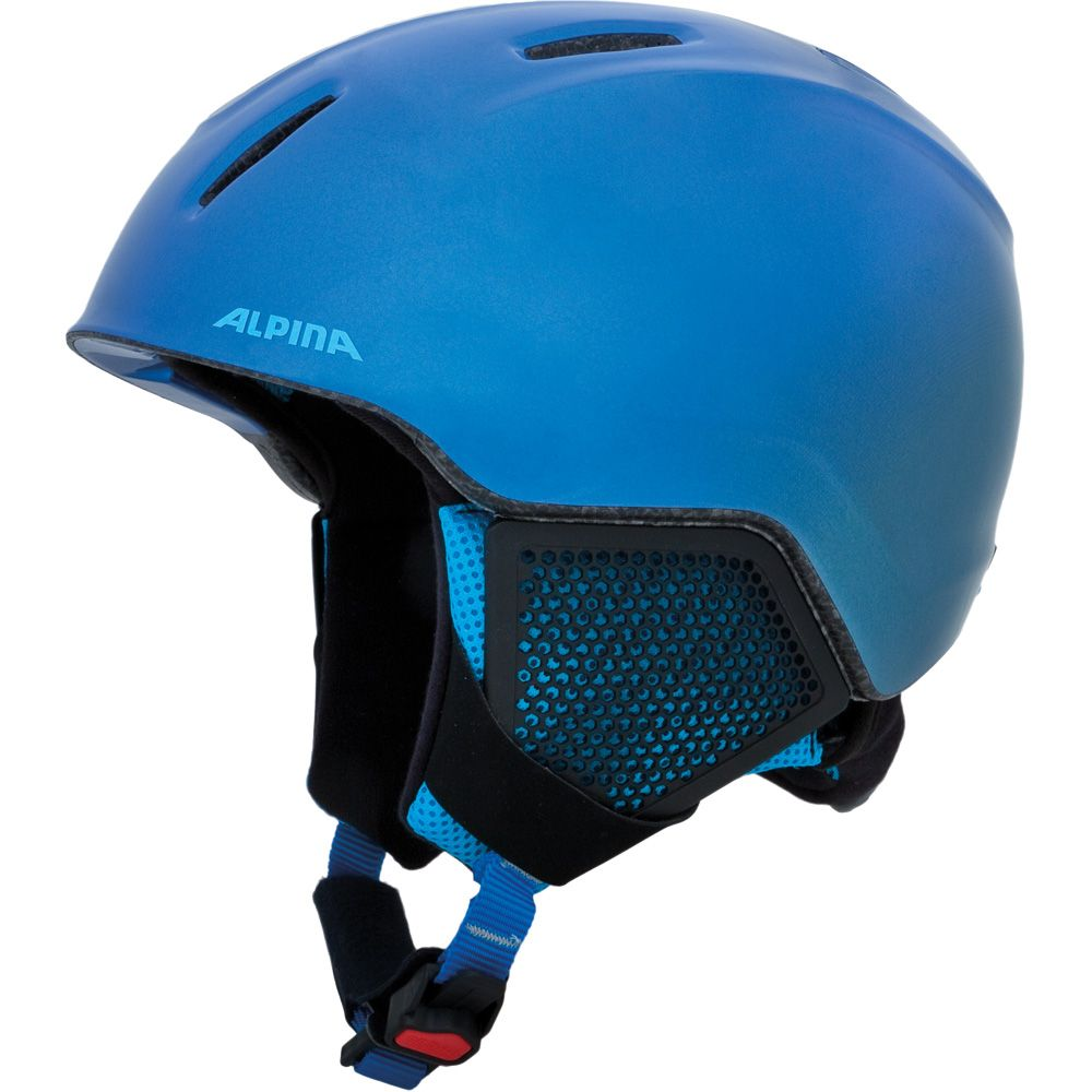Alpina - Carat LX Helmet Kids blue at Sport Bittl Shop bd4ef473500