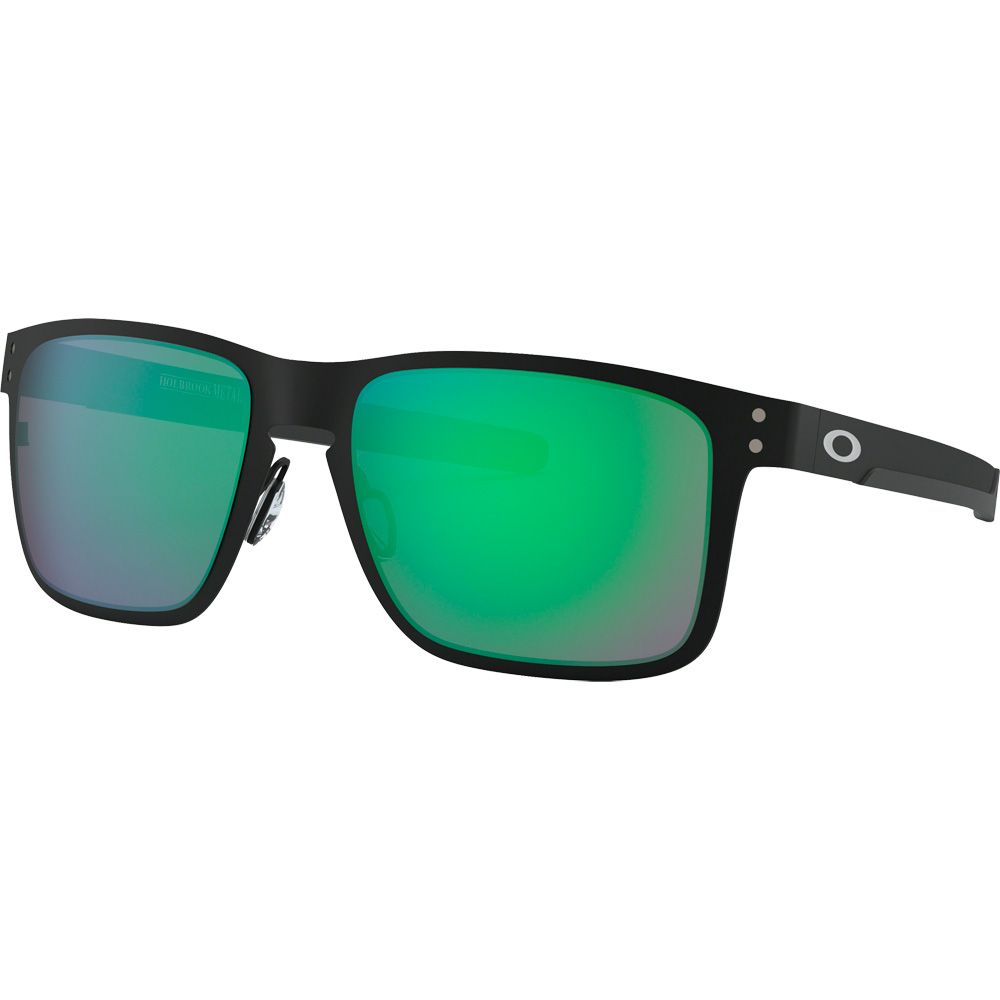 e375b6a543 Oakley - Holbrook Metal matte black jade iridium at Sport Bittl Shop