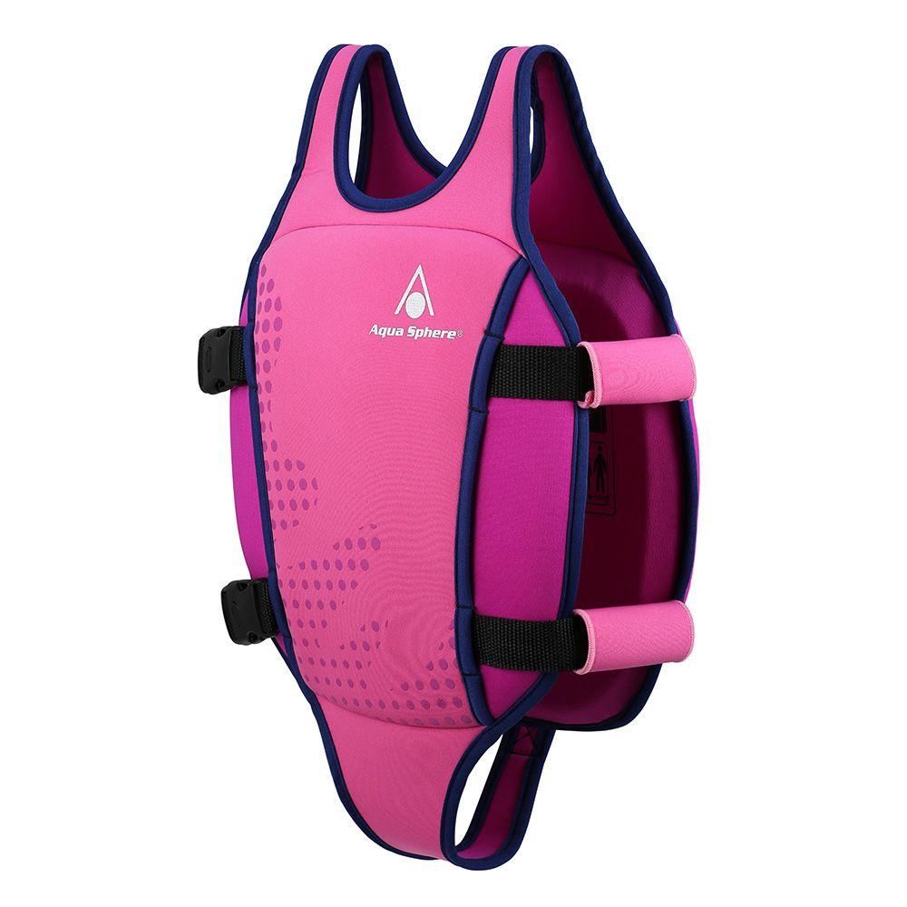 aqua sphere schwimmweste kinder pink kaufen im sport. Black Bedroom Furniture Sets. Home Design Ideas