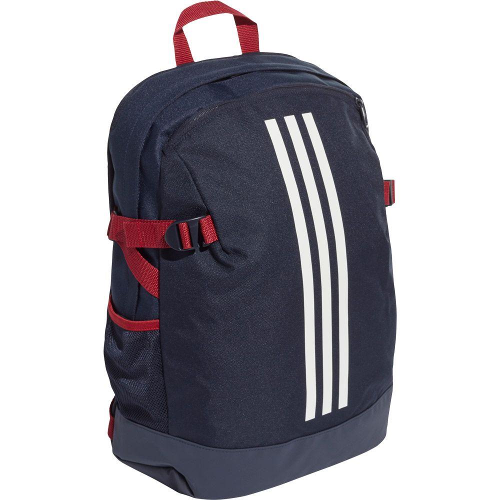 sports power noir adidas backpack 3 stripes vfYb7gy6