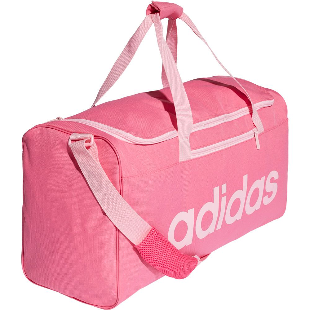 9a447f207dc6d5 adidas - Linear Core Sporttasche Medium semi solar pink true pink ...