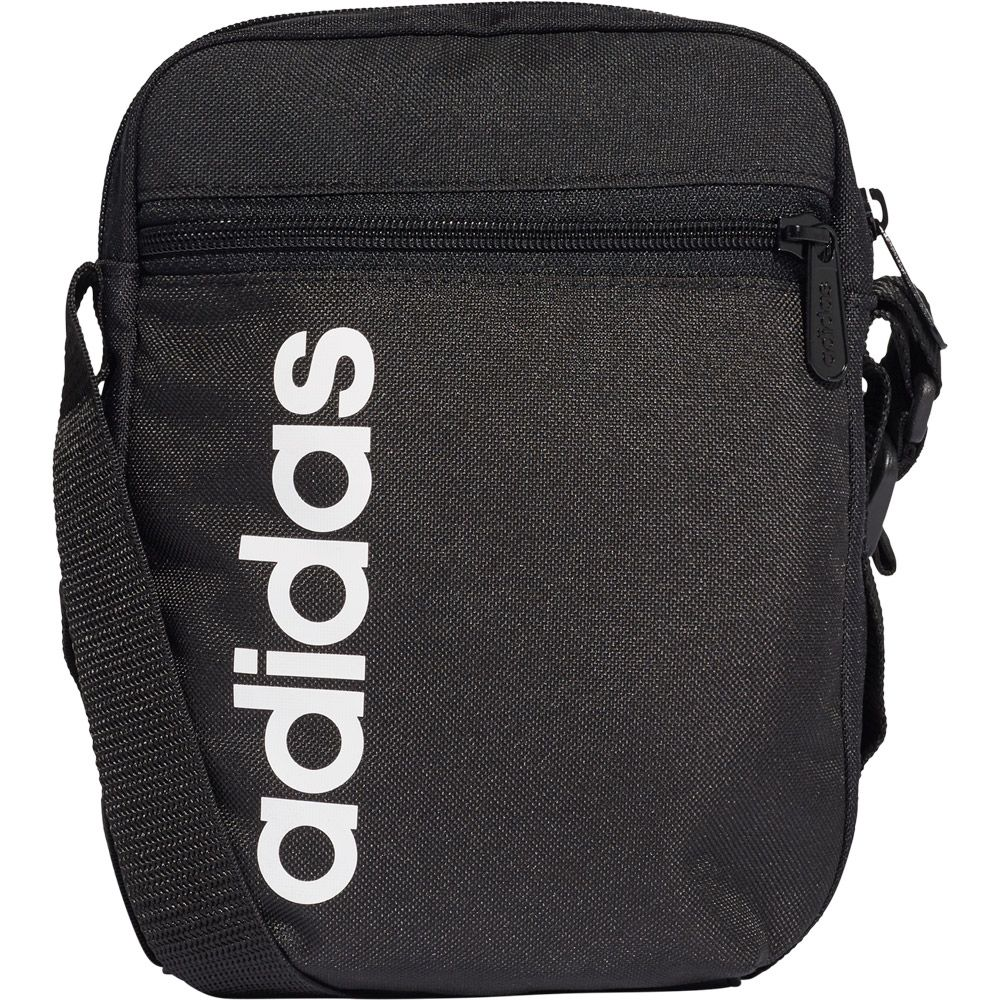 a021c1dfbd1a2 adidas - Linear Core Organizer Bag black white at Sport Bittl Shop