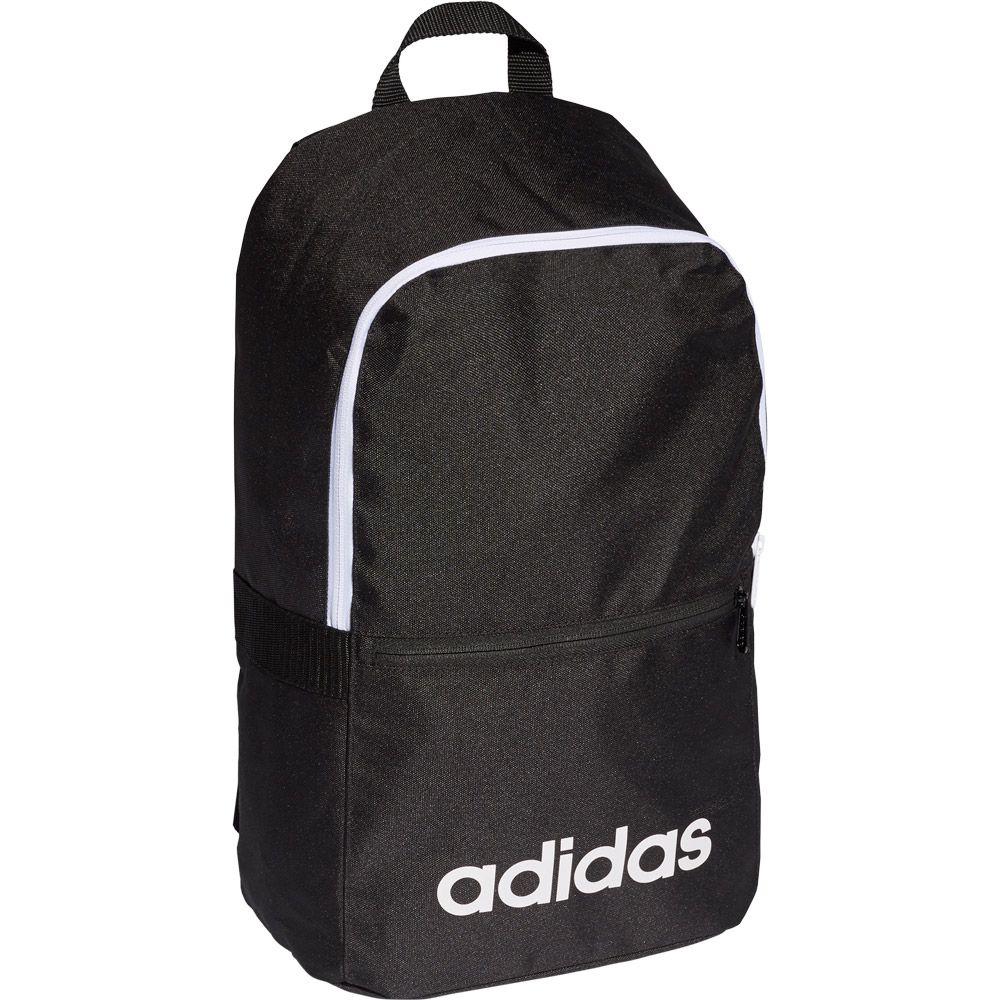 adidas rucksack schwarz weiß