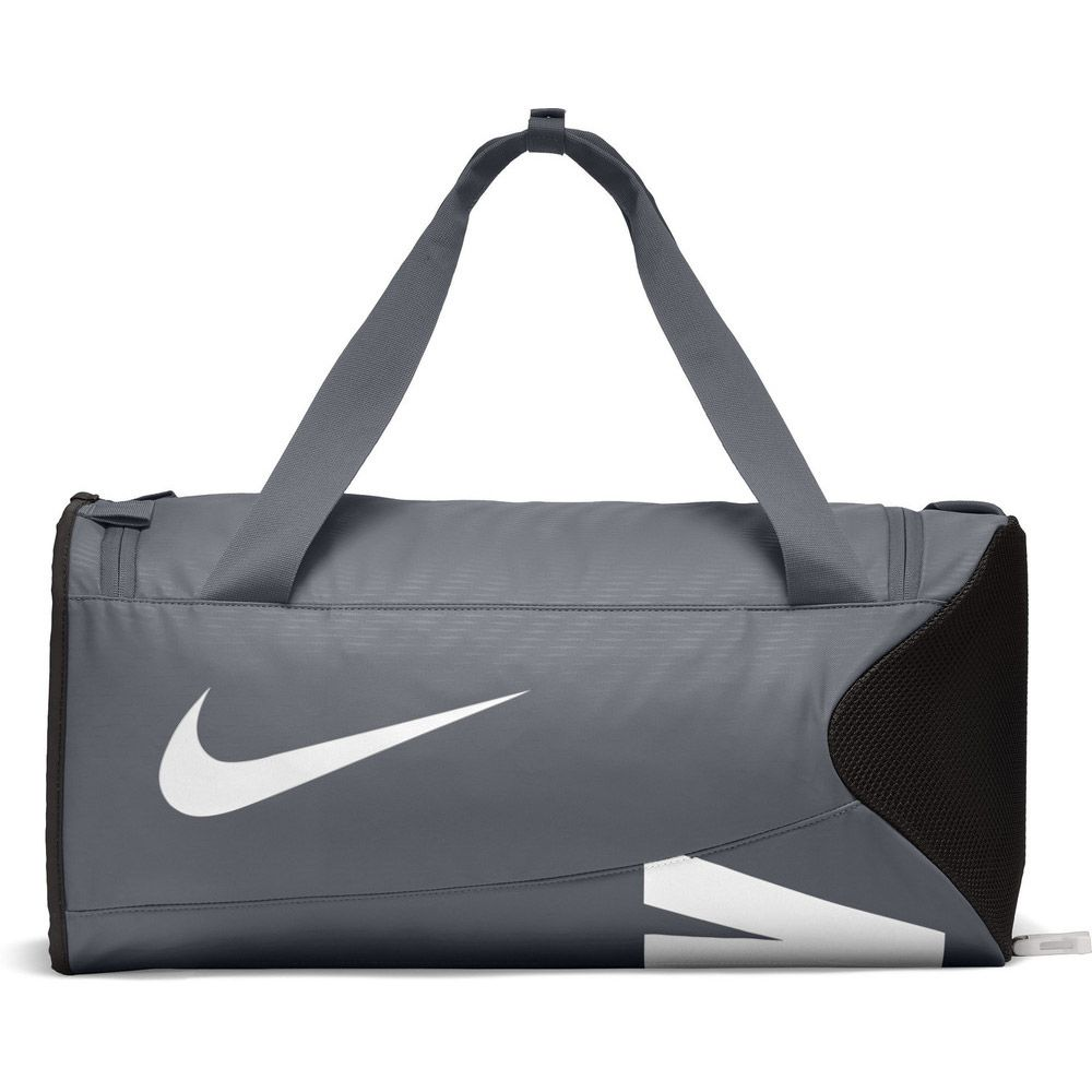 Nike - Alpha Adapt Crossbody Duffel Bag Small flint grey white at ... d46c4eab2e