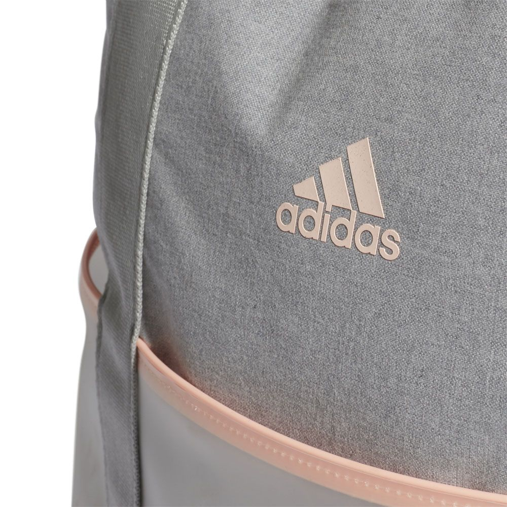 adidas ID Sporttasche Damen medium grey heather clear