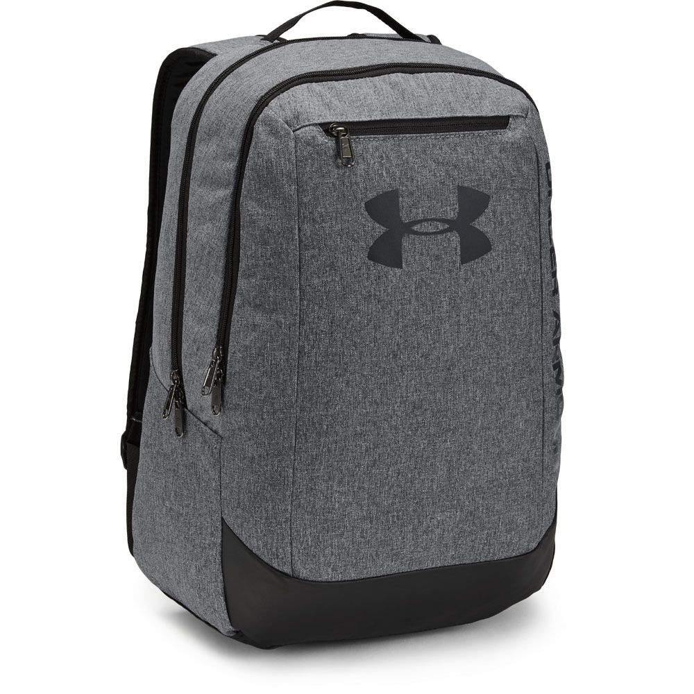 83f772a05e Under Armour - Hustle LDWR Backpack grey at Sport Bittl Shop
