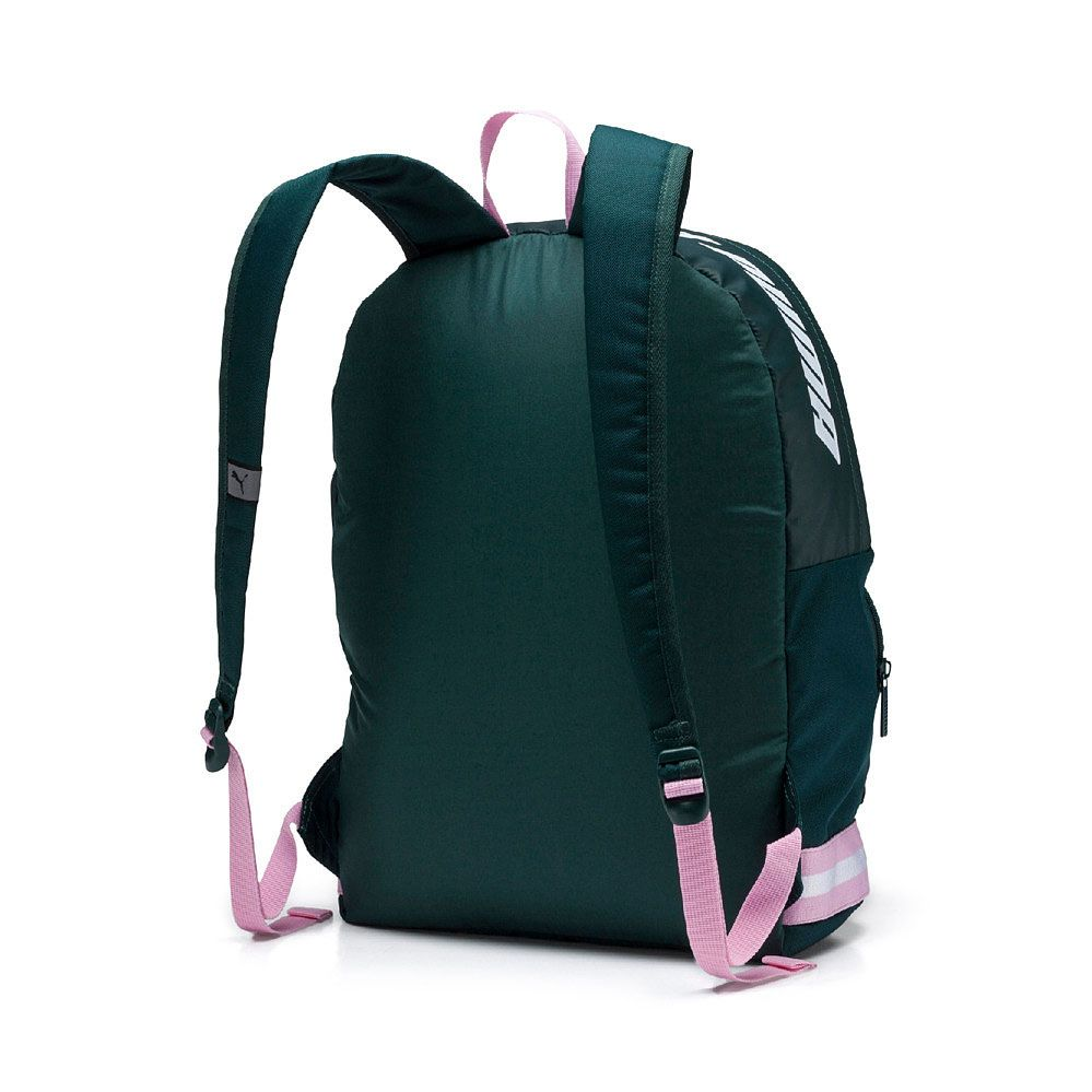 07da0de9d4 Puma - Core Backpack Women ponderosa pine pale pink at Sport Bittl Shop