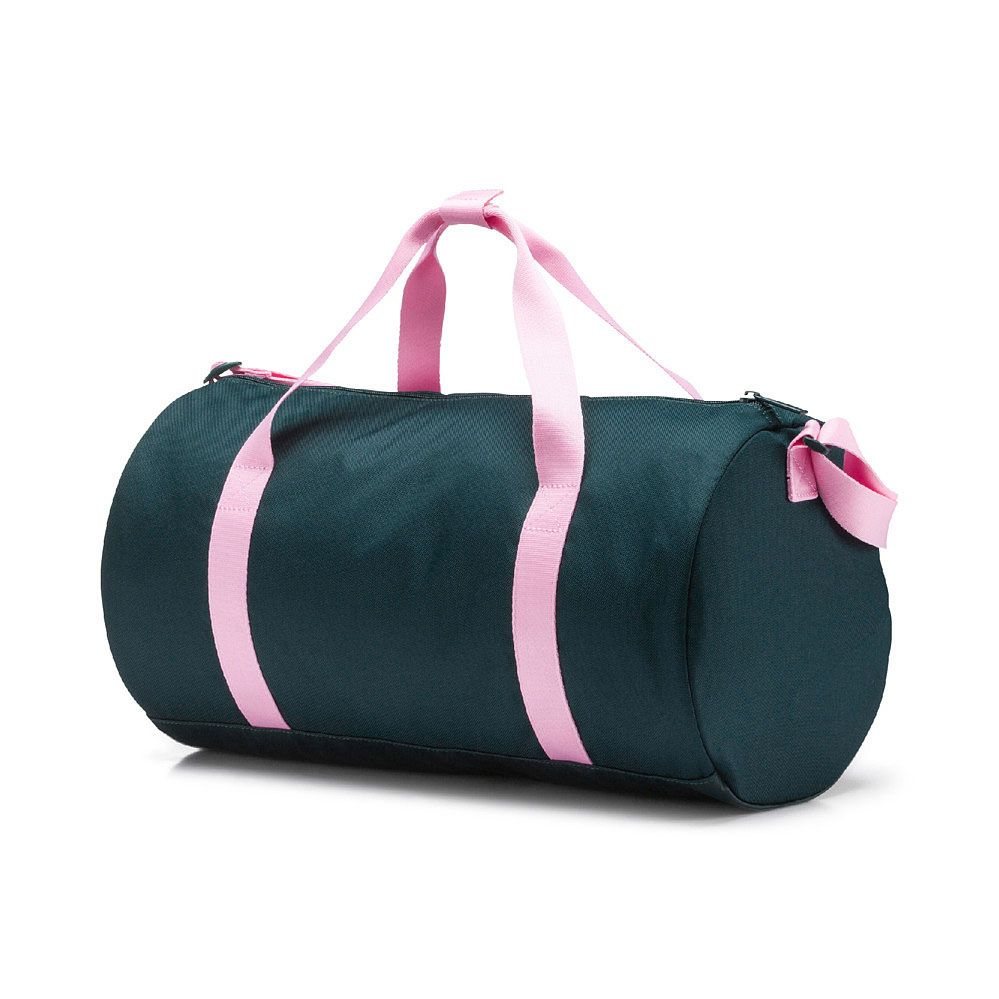 30d954f98a Puma - Core Barrel Sports Bag S Women ponderosa pine pale pink at ...